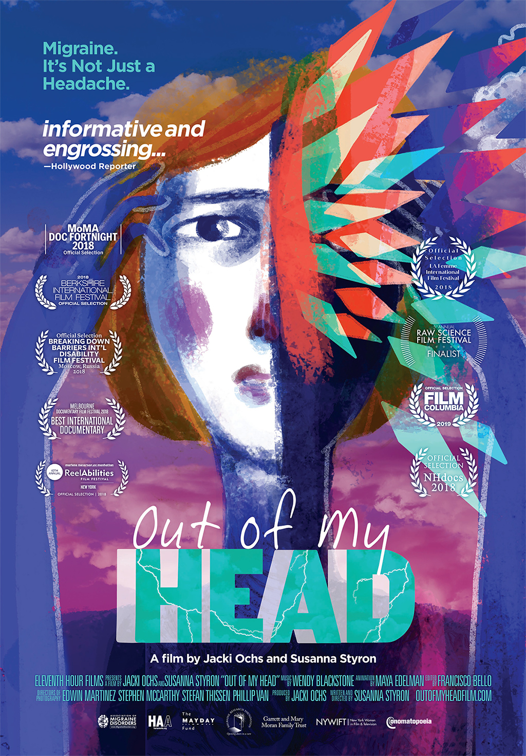 Out of My Head Poster (RGB)
