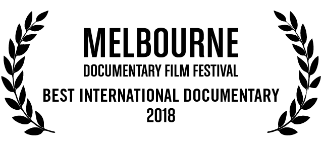 Melbourne Documemtary Film Festival Best International Doc 2018